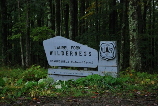 Monongahela_National_Forest_-_Laurel_Fork_Wilderness_Sign