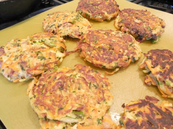veggie patties